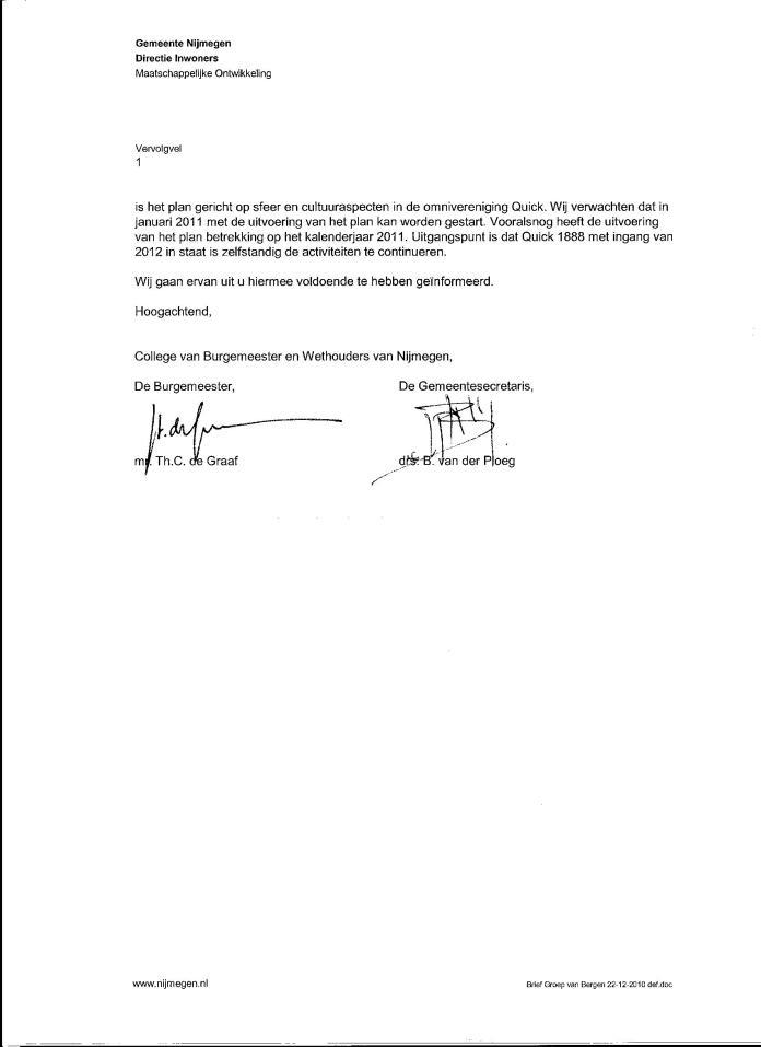 Quick 1888 brief gemeente 20110111 001