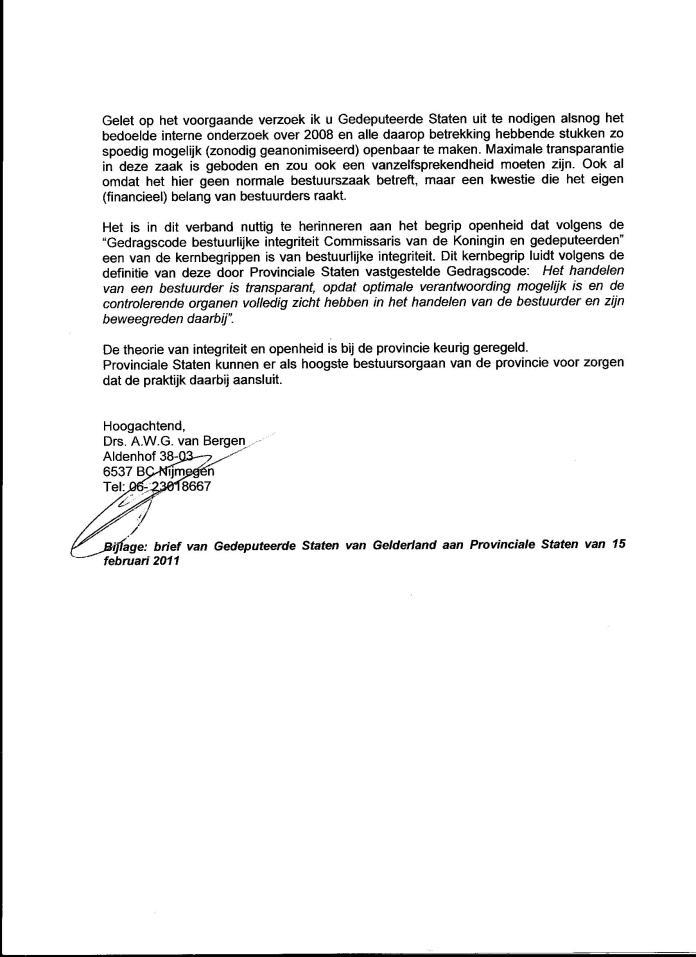 Declaraties GS 2008 006