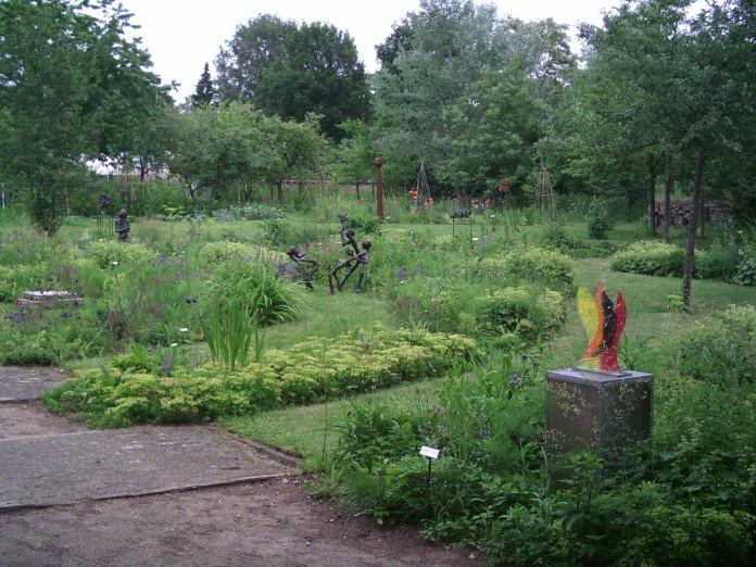 Brakkenstein Botanische tuin 015