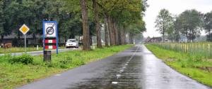Kootwijkerbroek fietspad