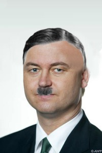 Wilders-hitler