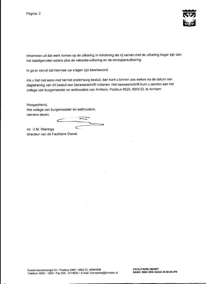 Wachtgeld Bleijenberg 001